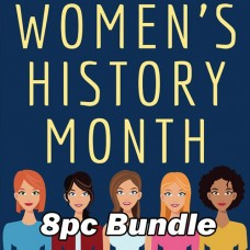 MARVEL WOMENS HISTORY MONTH VARIANT BUNDLE