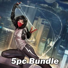 SILK #1 REG AND VARIANT BUNDLE