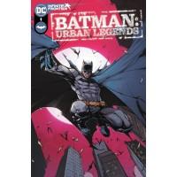 BATMAN URBAN LEGENDS #1 CVR A HICHAM HABCHI