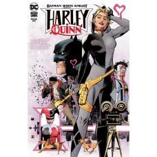 BATMAN WHITE KNIGHT PRESENTS HARLEY QUINN #6 (OF 6) CVR A SEAN MURPHY (MR)