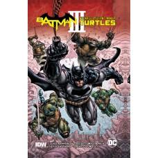 BATMAN TEENAGE MUTANT NINJA TURTLES III TP
