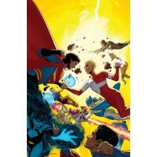 LEGION OF SUPER-HEROES VOL 2 TRIAL OF THE LEGION TP