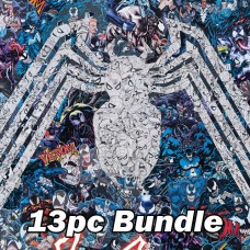 VENOM #35 200TH ISSUE REG AND VARIANT BUNDLE