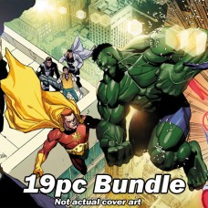 MARVEL FEB REBORN THEME VARIANT BUNDLE