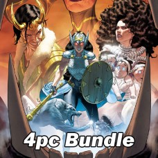 MIGHTY VALKYRIES #1 REG AND VARIANT BUNDLE