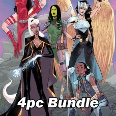 WOMEN OF MARVEL #1 REG AND VARIANT BUNDLE