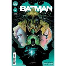 BATMAN #107 CVR A JORGE JIMENEZ