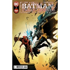 BATMAN URBAN LEGENDS #2 CVR A HICHAM HABCHI