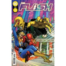 FLASH #769 CVR A BRANDON PETERSON