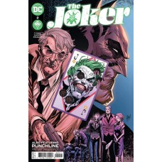 JOKER #2 CVR A GUILLEM MARCH