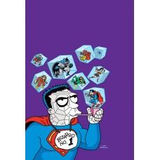 BIZARRO COMICS THE DELUXE EDITION HC