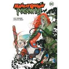 HARLEY QUINN AND POISON IVY TP