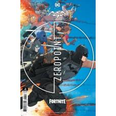 BATMAN FORTNITE ZERO POINT #4 CVR A