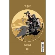 BATMAN FORTNITE ZERO POINT #4 PREMIUM VARIANT D