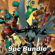 NEW DC #0 and #1 MARCH REG CVR A BUNDLE