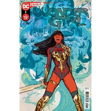 WONDER GIRL #1 CVR A JOELLE JONES