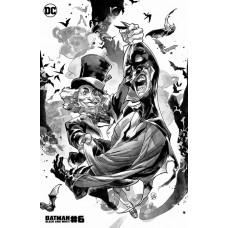 BATMAN BLACK & WHITE #6 (OF 6) CVR C YASMINE PUTRI MAD HATTER VAR