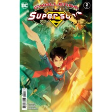 CHALLENGE OF THE SUPER SONS #2 (OF 7) CVR A SIMONE DI MEO