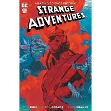 STRANGE ADVENTURES #10 (OF 12) CVR B EVAN DOC SHANER VAR (MR)