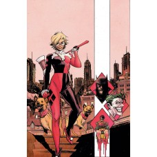 BATMAN WHITE KNIGHT PRESENTS HARLEY QUINN HC (MR)