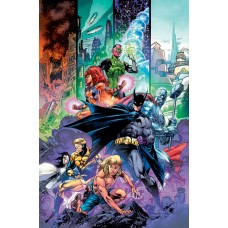 DC COMICS GENERATIONS HC
