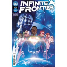 INFINITE FRONTIER #1 (OF 6) CVR A MITCH GERADS