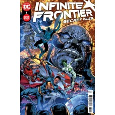 INFINITE FRONTIER SECRET FILES #1 (ONE SHOT)