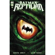 BATMAN REPTILIAN #1 (OF 6) CVR A LIAM SHARP