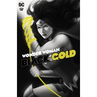 WONDER WOMAN BLACK & GOLD #1 (OF 6) CVR A JEN BARTEL