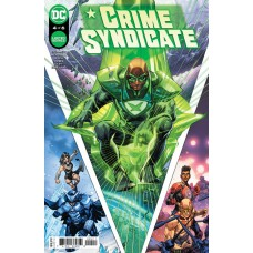 CRIME SYNDICATE #4 (OF 6) CVR A HOWARD PORTER