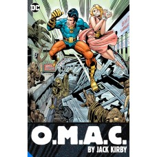 OMAC ONE MAN ARMY CORPS BY JACK KIRBY TP