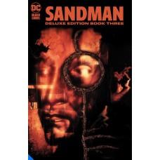 SANDMAN THE DELUXE EDITION BOOK THREE HC (MR)