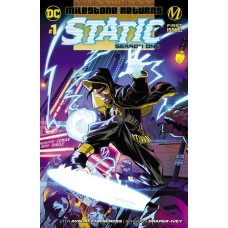 STATIC SEASON ONE #1 (OF 6) CVR A KHARY RANDOLPH