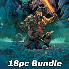 SKYBOUND #1 #2 #3 #4 #5 ALL COVERS BUNDLE