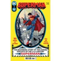 SUPERMAN SON OF KAL-EL #1 CVR A JOHN TIMMS