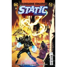 STATIC SEASON ONE #2 (OF 6) CVR A KHARY RANDOLPH