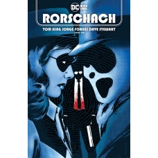 RORSCHACH #10 (OF 12) CVR A JORGE FORNES (MR)