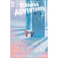 STRANGE ADVENTURES #11 (OF 12) CVR B EVAN DOC SHANER VAR (MR)