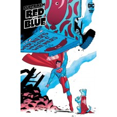 SUPERMAN RED & BLUE #5 (OF 6) CVR A AMANDA CONNER