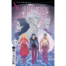 DREAMING WAKING HOURS #12 (OF 12) (MR)