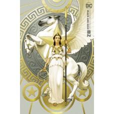WONDER WOMAN BLACK & GOLD #2 (OF 6) CVR B JOSHUA MIDDLETON VAR