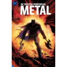 DC POSTER PORTFOLIO DARK NIGHTS METAL TP