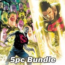 DC COMICS JUNE/AUG ANNUAL CVR A BUNDLE
