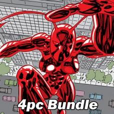 ANT #1 CVR A B C D BUNDLE
