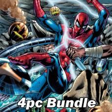 SINISTER WAR #3 #4 + AMAZING SPIDER-MAN #72 #73 REG CVR BUNDLE
