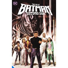 NEXT BATMAN SECOND SON HC
