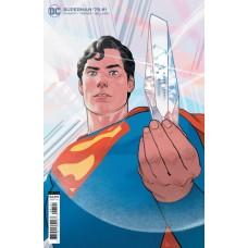 SUPERMAN 78 #1 (OF 6) CVR B EVAN DOC SHANER CARD STOCK VAR