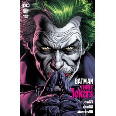 BATMAN THREE JOKERS #2 (OF 3) CVR A JASON FABOK JOKER (MR)