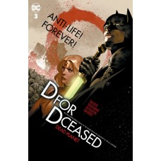 DCEASED DEAD PLANET #3 (OF 7) CVR C YASMINE PUTRI MOVIE HOMAGE CARD STOCK VAR
