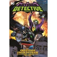 BATMAN DETECTIVE COMICS VOL 03 GREETINGS FROM GOTHAM TP